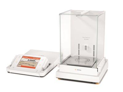 Cân điện tử phân tích kỹ thuật 4 Số Lẻ - 2,500 gram - MCM2004 Cân Kiểm Quả Cubis® MCM - Sartorius